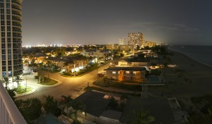 Briney_Avenue,_Pompano_Beach_-_Panorama